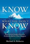 Know What You Don't Know by Michael Roberto