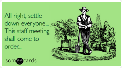 Company-Potted-Plant-Staff-Meeting