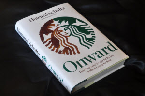 Onward, by Howard Schultz