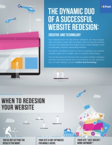 Website Redesign eBook