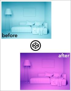 Monochrome Image Color Changer